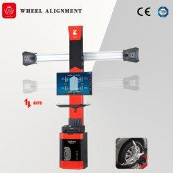 K9800 3D'alignement des roues avec l'auto pour vendre de faisceau