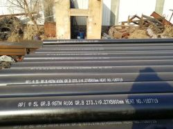 ASTM A106 Gr. Bの標準的な配達の継ぎ目が無い炭素鋼の管/継ぎ目が無い管/溶接された管