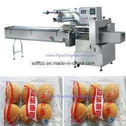 Machine van de Verpakking van de Stroom van het Brood van de Rij van de Fabrikant van China direct de Volledige Automatische Multi