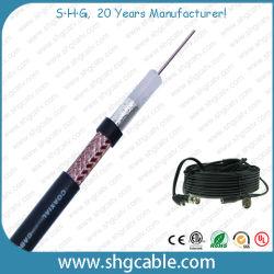 Испытание для 3Ггц 75 Ом систем видеонаблюдения коаксиальный кабель RG59