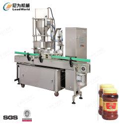 Voller automatischer Kohl-Essiggurke-Füllmaschine-Produktionszweig
