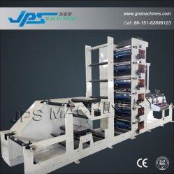 Seis cores de forma contínua de Porte Aéreo Expresso máquina de impressão