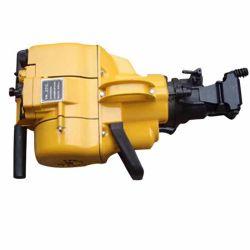 Manual de gasolina miniescavadora Rock Máquina de brocas para venda