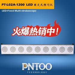 A indução de LED fixo de múltiplos tacômetro estroboscópio