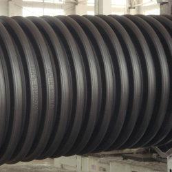En PVC/plastique HDPE double paroi flexible/tube/pipe/de l'extrudeuse tuyau ondulé fabrication usine/Tuyau en plastique machines/Ligne/d'Extrusion de tuyaux en plastique de l'équipement