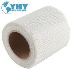 De color blanco de 65g de abrasivos de mármol de malla de fibra de vidrio.