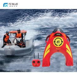 Barco de motor eléctrico de salvamento acuático de la herramienta de rescate de emergencia