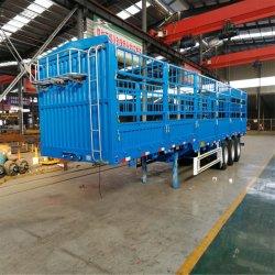 40FT Cimc Gaz de pétrole de ciment en vrac de carburant liquide poudre de GPL du réservoir de diesel pétrolier Perroleum boîte en acier de conteneurs de fret de camion de transport semi-remorque d'expédition de dumping