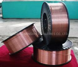 Draad van mig van ER jaren '70-6 van de Fabrikant van de Draad van het Lassen van Co2 van de Fabrikant van China de Professionele Stevige