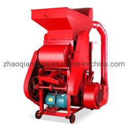 400-500kg/H 최신 판매 영농 기계 땅콩 탈곡기 기계 (6BH-500)