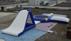 Belüftung-aufblasbarer Park/kommerzielle aufblasbare Wasser-Park-Erwachsen-aufblasbarer Wasser-Sport hochwertigstes D3005