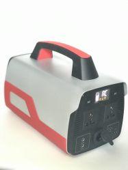 500 Вт портативный генератор электрического питания кемпинг небольшой блок управления в чрезвычайных ситуациях
