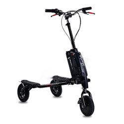 """Roda inovadora de curvatura estável do """"trotinette"""" elétrico do equilíbrio de Trike 3"""