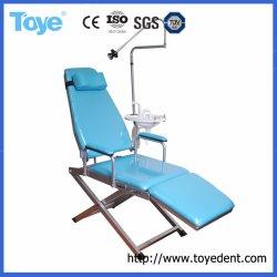 Patient pliable portable fauteuil dentaire Type-Folding Fauteuil standard