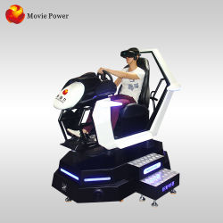 certificat CE Vr voiture F1 Racing Simulator de conduite des machines de jeu