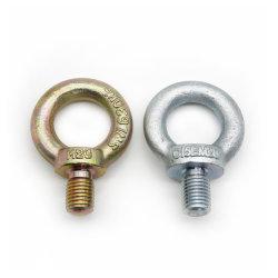 La goccia galvanizzata elettrica ha forgiato il acciaio al carbonio C15e o il perno ad occhio di sollevamento di C15 DIN580