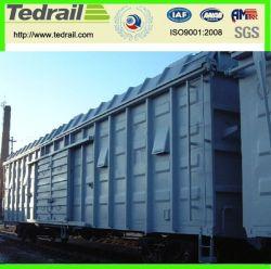Железнодорожной перевозки вагона с открытым верхом