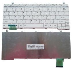 Laptop Toetsenbord voor het Wit van Toshiba Portege R100/P2010/P2000/Pr100/Ss2010/Ss2000