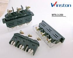 Cajón de cuadros LV enchufe principal del circuito eléctrico / conecta insertar