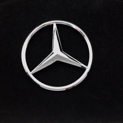 New Genuine Mercedes-Benz MO E Classe W213 de l'AMG Grill Star d'un insigne de l'emblème du radiateur 0008173200