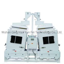 Séparateur de haute qualité Mgcz60*20*2 double corps de la gravité de riz paddy séparateur/usine de broyage