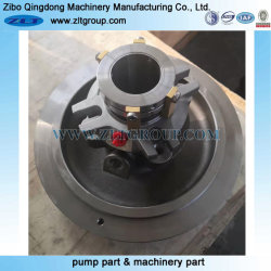 Colata di sabbia ANSI Chemical Zlt 196 e Zlt Mark III Lato di potenza pompa in acciaio inox CD4/316/304/titanio