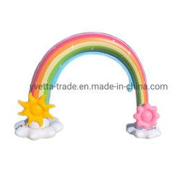 Bienvenida al aire libre de rociadores para los niños juguetes inflables Yv-2211
