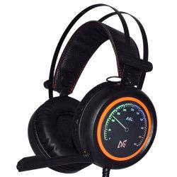 2018 FORNECIMENTO FÁBRICA G20 em estoque fone de ouvido para jogos o som Surround 7.1 Computador Com Fio Fone de ouvido com microfone para PC