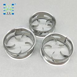 De aço inoxidável 304 da coluna de metal Cascade Mini-Ring