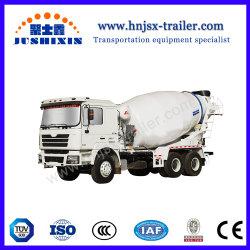 HOWO 6 * 4 8 / 10 / 12m3 콘크리트 믹서 / 혼합 트럭