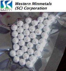 El 99,999% - el 99.99999% de la Pureza del indio, en Western Minmetals Corporation (SC).