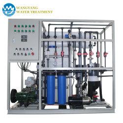 10T/D 2 مرحلة نظام RO لتحلية المياه لمعالجة مياه البحر، نظام معالجة المياه المالحة
