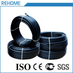 SDR17 HDPE tubo do rolo