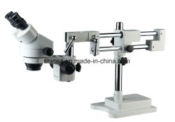 Масштабирование бинокулярного зрения стерео микроскоп 7X-45X45-Szm STL2