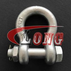 Wir Typ G-2130 Bolzenanker-Fessel-Bogen-Fessel