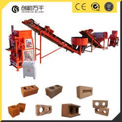 Cy2-10 الطوب الطوب صنع آلة الطوب الطين التلقائي آلة الطوب التلقائي ماكينة جر مشتركة من الطراز Eco Brave