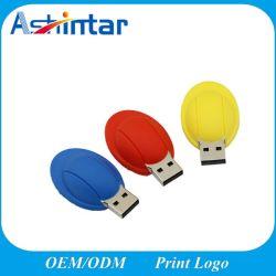 Casque USB Stick Customed PVC Hat lecteur Flash USB