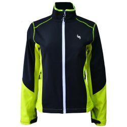 Moda trecho de 4 vias coloridas Softshell Ski Sports jaqueta de Desgaste