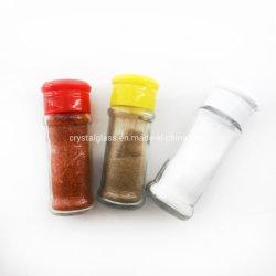75ml 80ml 100ml en verre pour un seul d'emballage vide Spice Spice