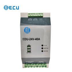 Alimentation à commutation 110V/220V AC à 12VCC 10A 120W PFC sur Rail DIN CE 89 % RoHS haute efficacité