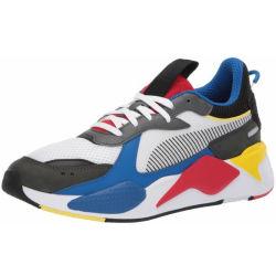 RS-Xは魅力的で青いメンズ運動靴のスニーカーの女性のスポーツの靴をもてあそぶ