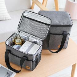 En plein air du refroidisseur d'isolation thermique de pique-nique sac bandoulière sac à lunch refroidisseur 28L de grande capacité