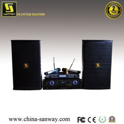 Sanway PA 가라오케 시스템