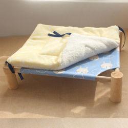 OEM высокого качества и уникального поднят роскошь повышенными ПЭТ-Dog Cat диван