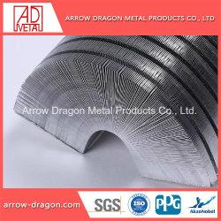 Alumínio Alveolado Core auxiliar para uso industrial