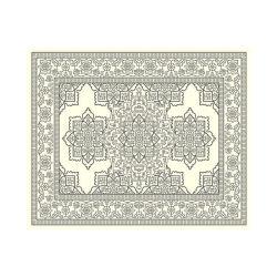 Haupttextilkind-Spiel-Fußboden-Handbüscheliger Teppich für Wohnzimmer-Bereichs-Wolldecke