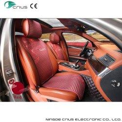 Adulto hemorróida, couro de elevação do assento do banco do carro
