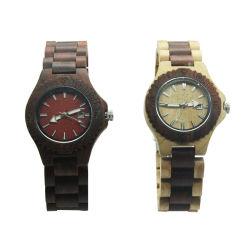 Fashinable Relógios de madeira com movimento de quartzo para senhoras (JY-M014)