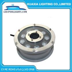 IP68 36Вт Светодиодные подводный фонтан лампа