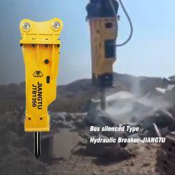 건설장비 굴착기를 위한 구체적인 유압 바위 차단기
